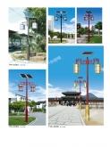 北京一体式太阳能庭院灯TYN-4