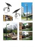 一体式太阳能庭院灯TYN-10