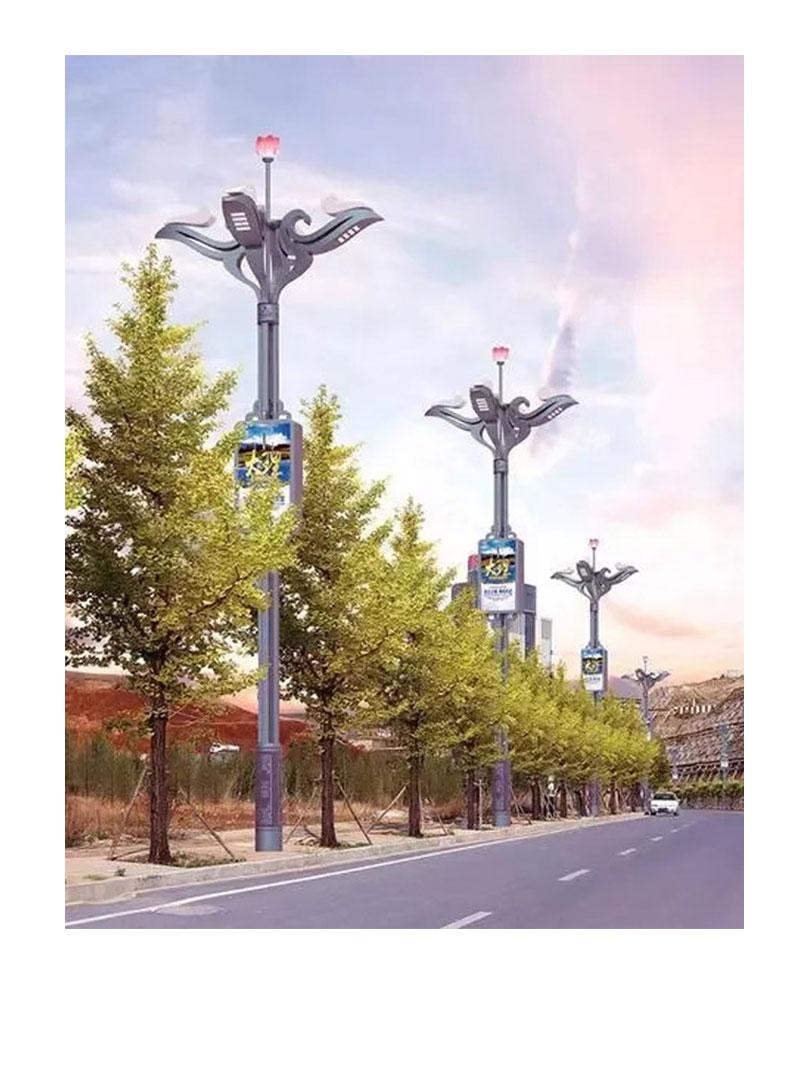 北京智慧路灯厂家