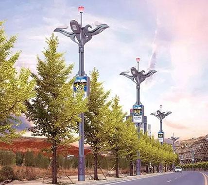太阳能智慧路灯双时段控制器提高了系统整体运作效率