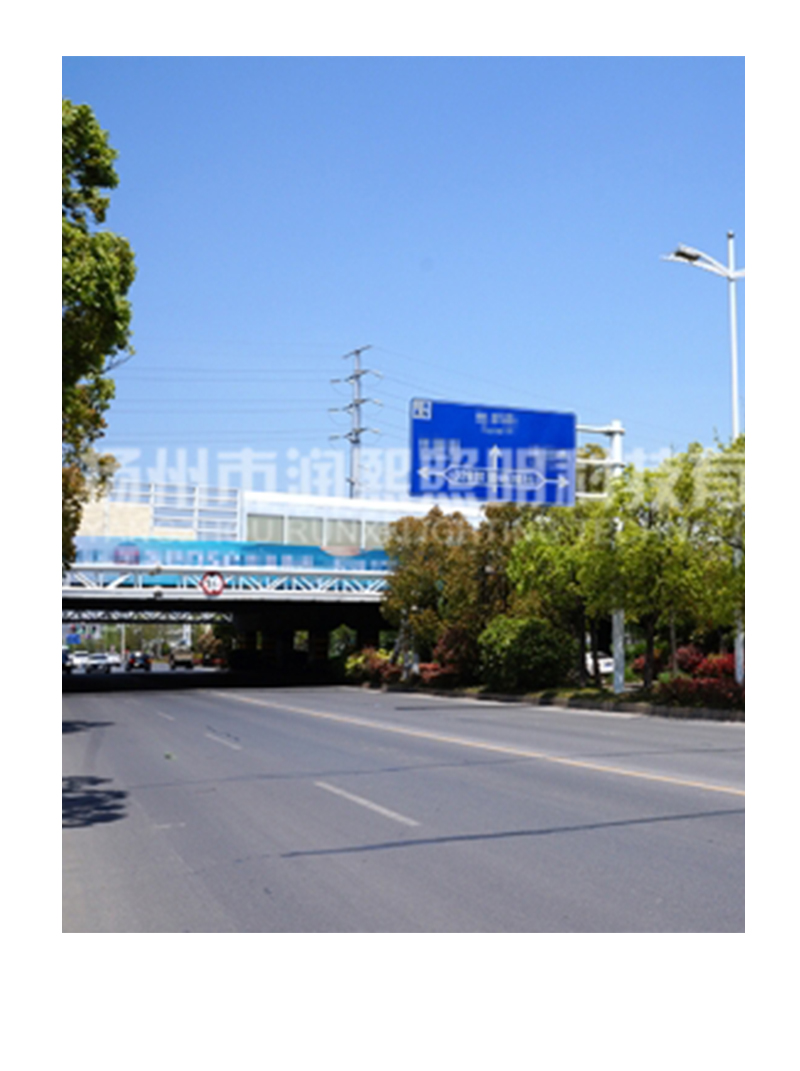 优质公路交通标志牌杆